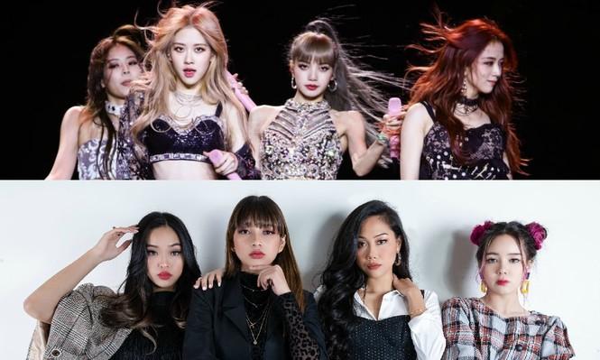 Copy y hệt BLACKPINK, 1 girl group của Malaysia bị chỉ trích nhưng nhóm nhất định phủ nhận - ảnh 2