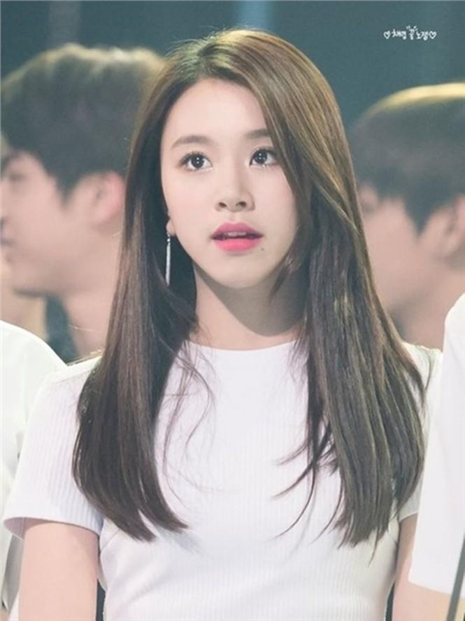 Netizen Hàn phát hiện tỉ lệ khuôn mặt Karina (aespa) giống Chaeyoung (TWICE) đến giật mình - ảnh 4
