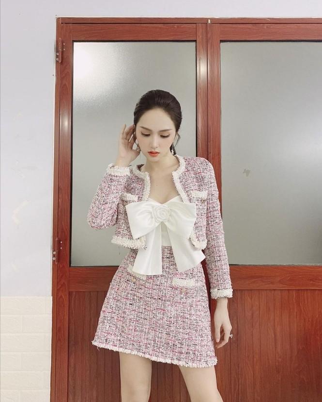 Mỹ nhân Việt đọ sắc với trang phục dạ: Lan Ngọc, Ngọc Trinh, DJ Mie, ai mix đồ cao tay hơn - ảnh 6