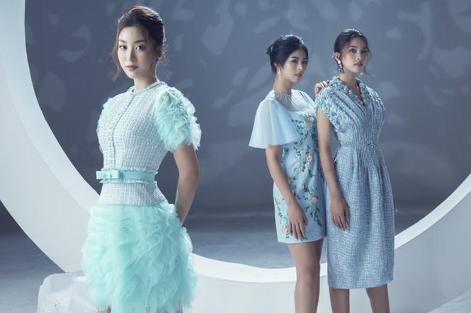 Sáu nàng cựu hoa hậu khoe sắc vóc đẳng cấp trong BST váy dạ hội đẹp lộng lẫy - ảnh 6