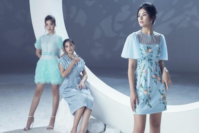 Sáu nàng cựu hoa hậu khoe sắc vóc đẳng cấp trong BST váy dạ hội đẹp lộng lẫy - ảnh 5