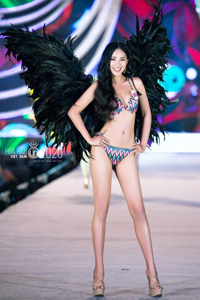 Người đẹp Thể thao Hoa Hậu Việt Nam 2020: Cô gái giảm cân ngoạn mục để đi thi hoa hậu - ảnh 2