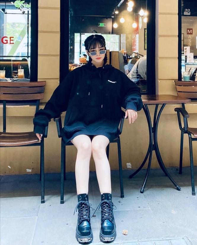 Ngắm gout thời trang như 1 fashionista thực sự của Mie, DJ nổi tiếng nhất nhì showbiz Việt - ảnh 6