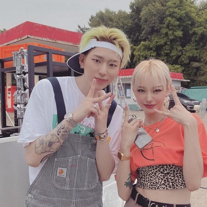 """Netizen Hàn cho rằng không thành viên nào của aespa có visual chuẩn """"aespa"""" như cô gái này - ảnh 3"""