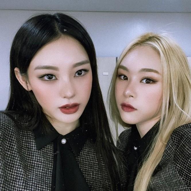 """Netizen Hàn cho rằng không thành viên nào của aespa có visual chuẩn """"aespa"""" như cô gái này - ảnh 8"""