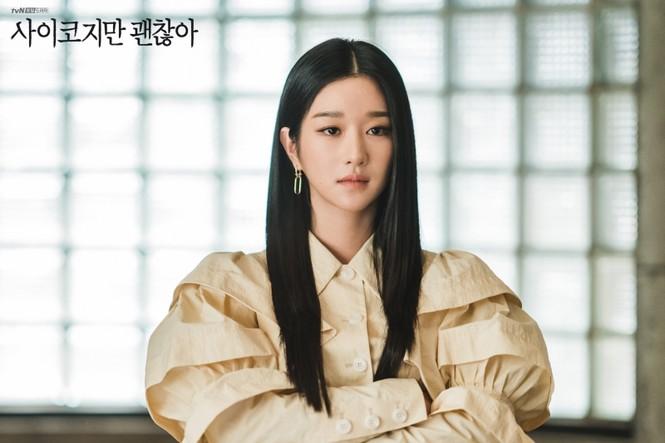 """Seo Ye Ji - nàng """"điên nữ"""" xinh như """"tiên nữ"""" của điện ảnh Hàn - ảnh 6"""