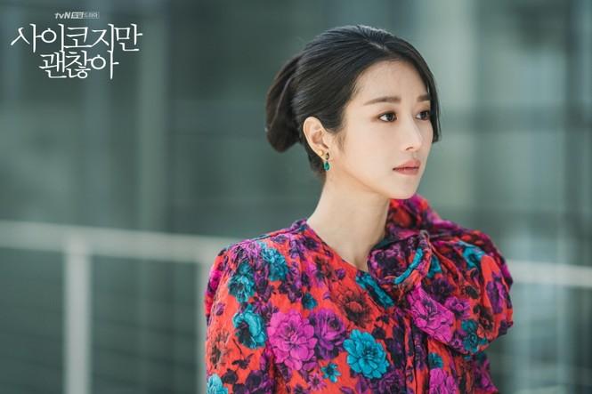 """Seo Ye Ji - nàng """"điên nữ"""" xinh như """"tiên nữ"""" của điện ảnh Hàn - ảnh 5"""