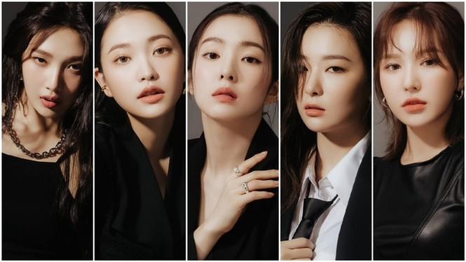 Cùng là bộ ảnh Season's Greetings, BLACKPINK được khen hết lời, Red Velvet bị chê tơi tả - ảnh 1