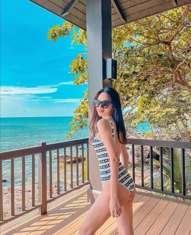 Mỹ nhân showbiz Việt đồng loạt diện bikini khoe dáng gây sốt MXH tuần đầu năm mới - ảnh 6