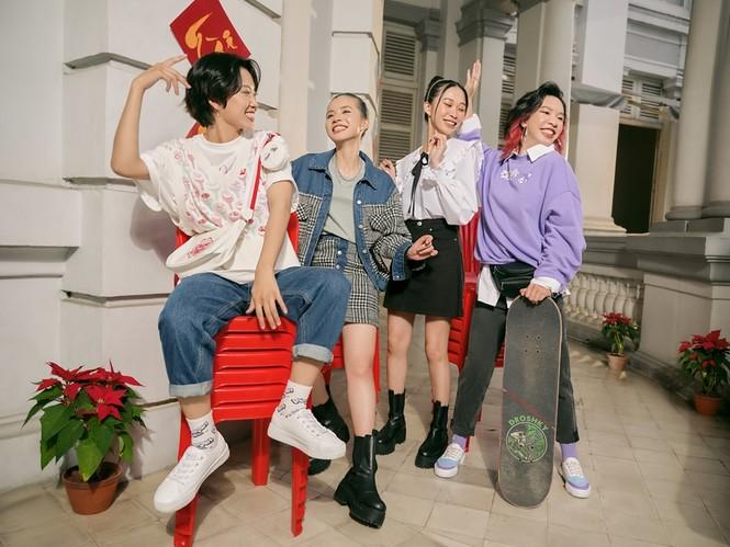 Những gương mặt nổi bật & truyền cảm hứng cho giới trẻ Việt xuất hiện trong BST thời trang - ảnh 6
