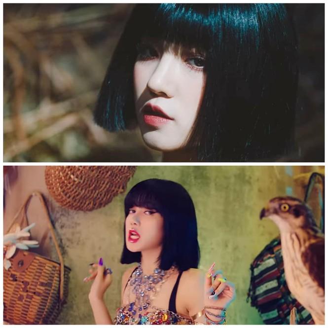 Teaser HWAA của (G)I-DLE bị tố có quá nhiều tương đồng với How You Like That của BLACKPINK - ảnh 1