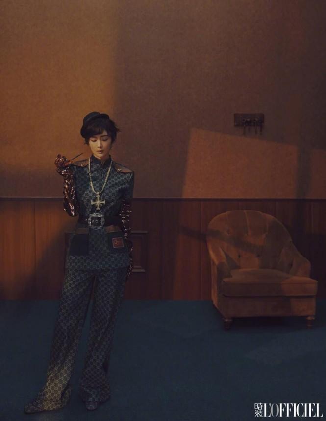 Pha đụng hàng xuyên biên giới, Khánh Linh nổi bật hơn cả Dương Mịch và Joy (Red Velvet) - ảnh 7