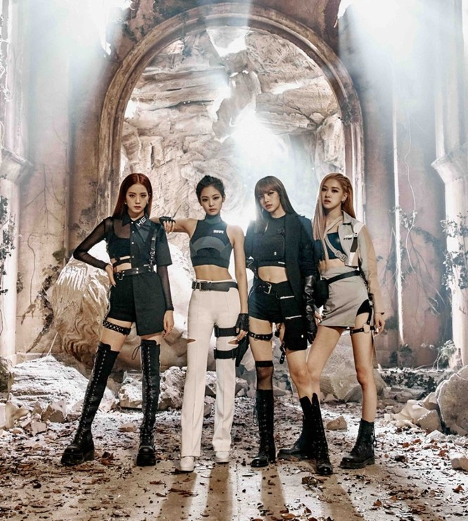 Netizen Hàn cho rằng aespa còn phải học hỏi BLACKPINK nhiều về cách diện đồ Techwear - ảnh 3