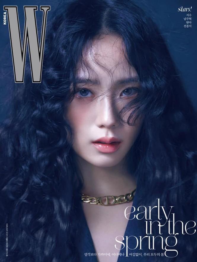 Hoá ra idol hợp với tóc xoăn dài nhất K-Pop không phải là Jisoo (BLACKPINK) hay Irene (Red Velvet) - ảnh 1