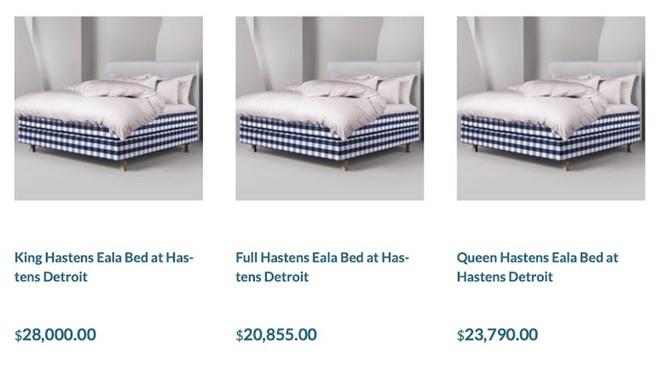 Netizen sốc với sự chênh lệch giá tiền 2 chiếc giường của Jennie BLACKPINK & Jung Kook BTS - ảnh 2