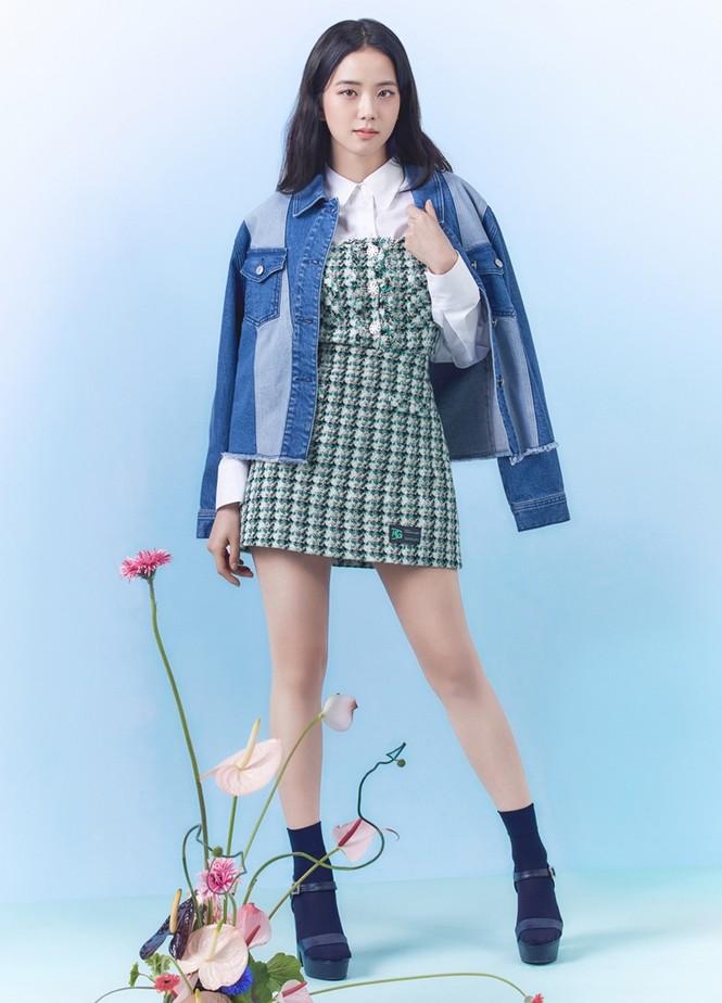 Jisoo (BLACKPINK) thay thế Seohyun (SNSD), trở thành nàng thơ mới của thương hiệu thời trang - ảnh 4