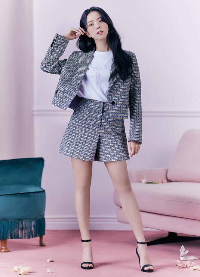 Jisoo (BLACKPINK) thay thế Seohyun (SNSD), trở thành nàng thơ mới của thương hiệu thời trang - ảnh 7