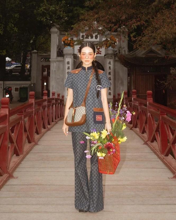 Hoa hậu Tiểu Vy liệu có lấn át được Khánh Linh khi chụp ảnh cùng concept, mặc cùng bộ trang phục? - ảnh 3
