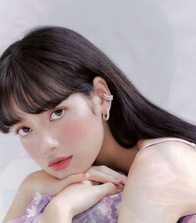 Nữ diễn viên Nhật mang vẻ đẹp tổng hợp của Lisa (BLACKPINK) và Suzy gây bão mạng xã hội - ảnh 2