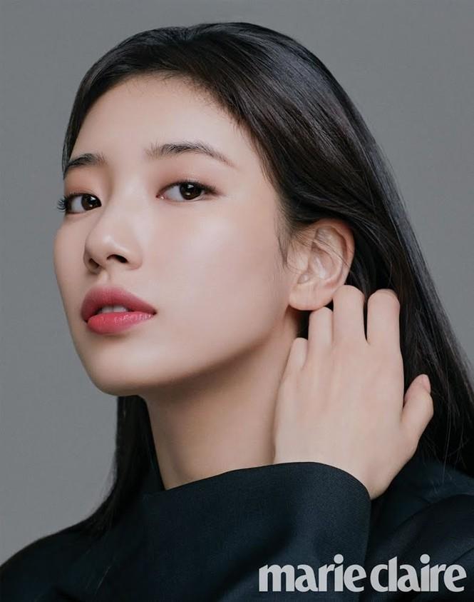 Nữ diễn viên Nhật mang vẻ đẹp tổng hợp của Lisa (BLACKPINK) và Suzy gây bão mạng xã hội - ảnh 1