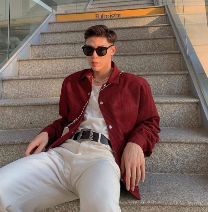 Mỹ nam tuổi Sửu: Ngắm gu thời trang phi giới tính ấn tượng của Erik - ảnh 8
