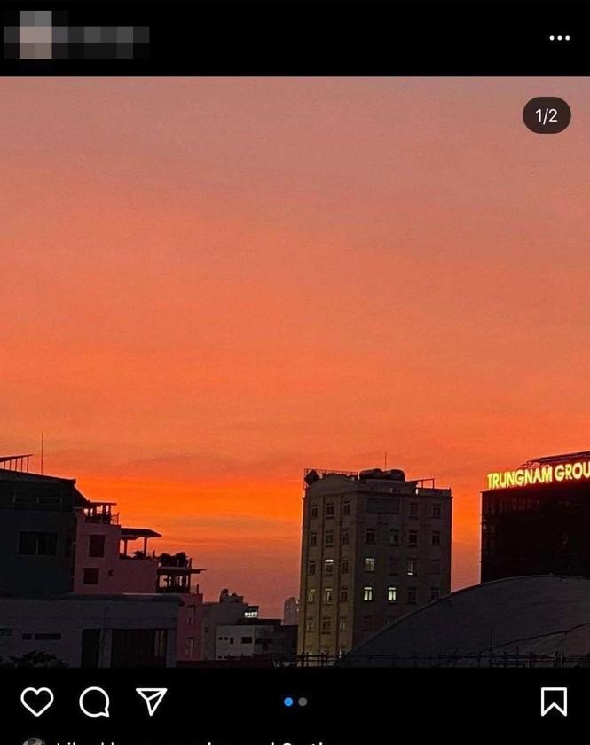 Tạm gác lại những lo âu, cùng người Sài Gòn ngắm mặt trời lặn đẹp như La La Land  - ảnh 4