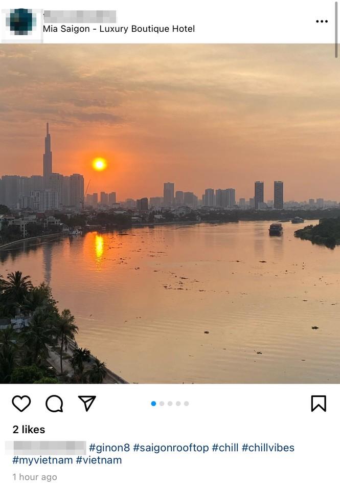 Tạm gác lại những lo âu, cùng người Sài Gòn ngắm mặt trời lặn đẹp như La La Land  - ảnh 3