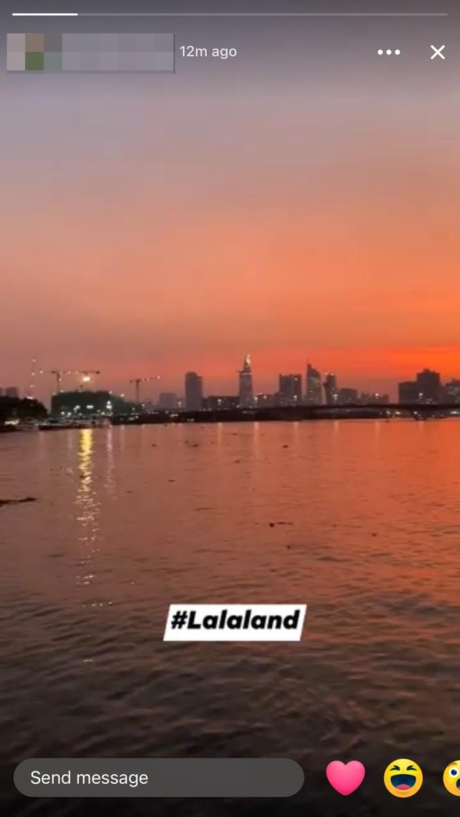 Tạm gác lại những lo âu, cùng người Sài Gòn ngắm mặt trời lặn đẹp như La La Land  - ảnh 5