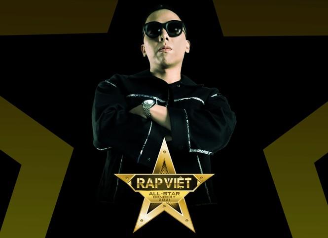 Sau thành công của Rap Việt, Touliver tiếp tục giữ vai trò