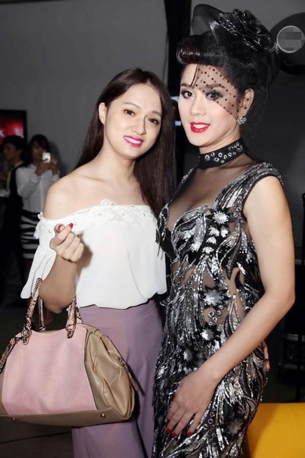 Hết Taylor và Katy làm hòa, đến Hương Giang - Lâm Khánh chi cũng