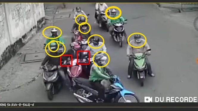 Cảnh giác ngày cận Tết: Dàn cảnh chèn xe, trộm cắp tài sản