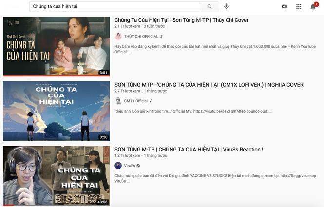 Vừa đạt thành tích mới trên Spotify, Chúng Ta Của Hiện tại bất ngờ bị xoá trên YouTube - ảnh 2