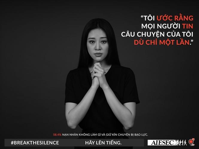 Hoa hậu Khánh Vân, MC/VJ Dustin Phúc Nguyễn cùng lên tiếng về nạn quấy rối tình dục  - ảnh 2