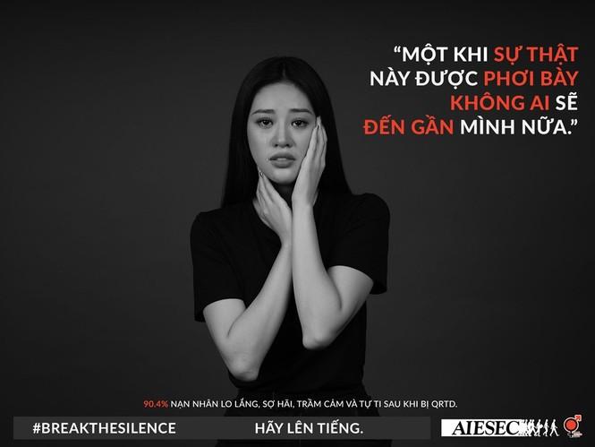 Hoa hậu Khánh Vân, MC/VJ Dustin Phúc Nguyễn cùng lên tiếng về nạn quấy rối tình dục  - ảnh 3
