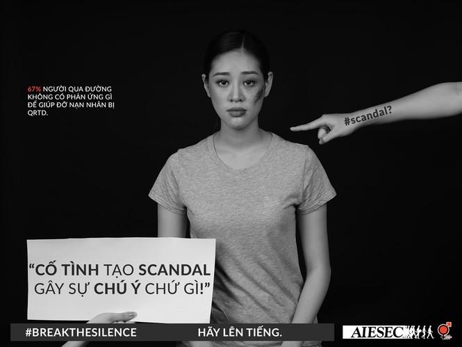 Hoa hậu Khánh Vân, MC/VJ Dustin Phúc Nguyễn cùng lên tiếng về nạn quấy rối tình dục  - ảnh 1