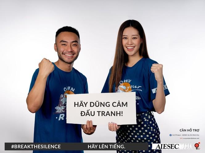Hoa hậu Khánh Vân, MC/VJ Dustin Phúc Nguyễn cùng lên tiếng về nạn quấy rối tình dục  - ảnh 6