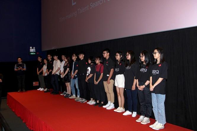 """Tìm kiếm tài năng làm phim kỹ thuật số: Các nhà làm phim tương lai đã """"về đích"""" - ảnh 5"""