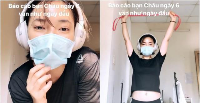 Châu Bùi - Cô gái duy nhất trong danh sách follow của badboy nổi tiếng Binz - ảnh 7