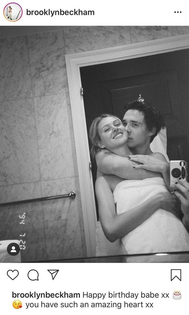 Con trai cả nhà David & Victoria Beckham đính hôn với con gái tỷ phú - ảnh 3