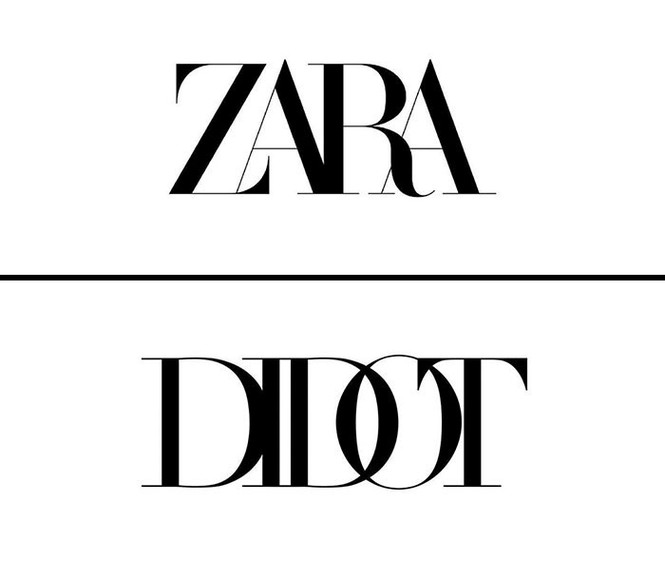 Bật mí những phông chữ được sử dụng trong logo của các thương hiệu nổi tiếng - ảnh 21