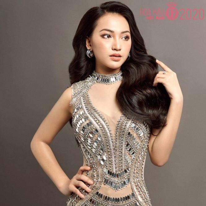 Thí sinh Hoa hậu Việt Nam gây ấn tượng vì mái tóc như Idol Hàn, thần thái hao hao Châu Bùi - ảnh 1