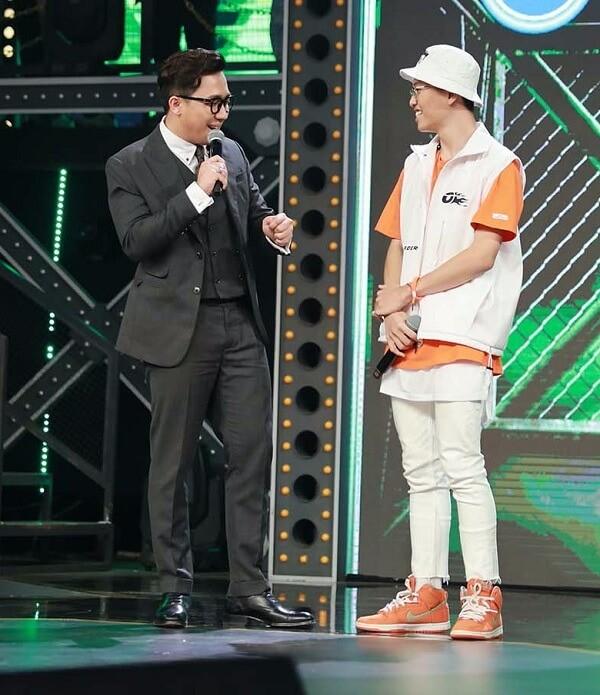 Rap Việt: Gừng - Rapper trẻ