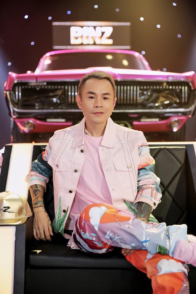 Rap Việt: Team Binz có gì để xứng đáng nhận được chiếc Nón Vàng cuối cùng? - ảnh 7