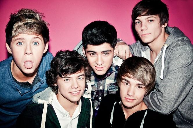 One Direction: Nhìn lại nhan sắc dàn