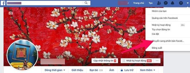 Facebook đã có giao diện mới toanh cùng màu đen huyền bí - ảnh 2