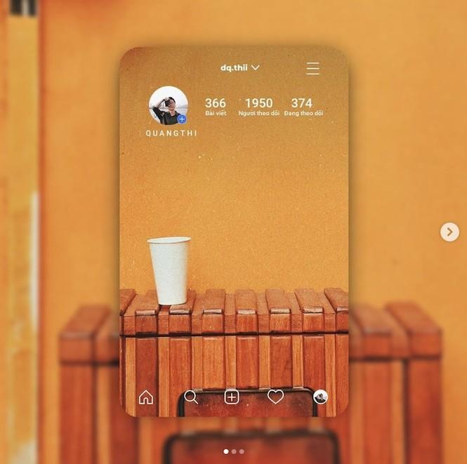 Hướng dẫn cách tạo Instagram Card, trend chỉnh ảnh đang hot nhất mạng xã hội - ảnh 7