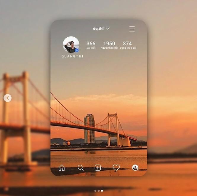Hướng dẫn cách tạo Instagram Card, trend chỉnh ảnh đang hot nhất mạng xã hội - ảnh 9
