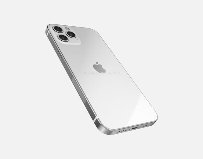 Diện mạo siêu ấn tượng của iPhone 12 Plus lần đầu tiên được hé lộ - ảnh 4