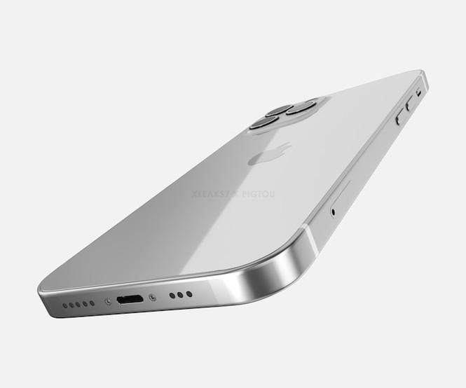 Diện mạo siêu ấn tượng của iPhone 12 Plus lần đầu tiên được hé lộ - ảnh 5