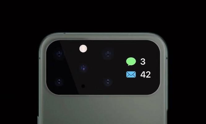 Chân dung iPhone 12 đẹp không thể rời mắt với màn hình tràn viền toàn vẹn, 5 camera sau - ảnh 6